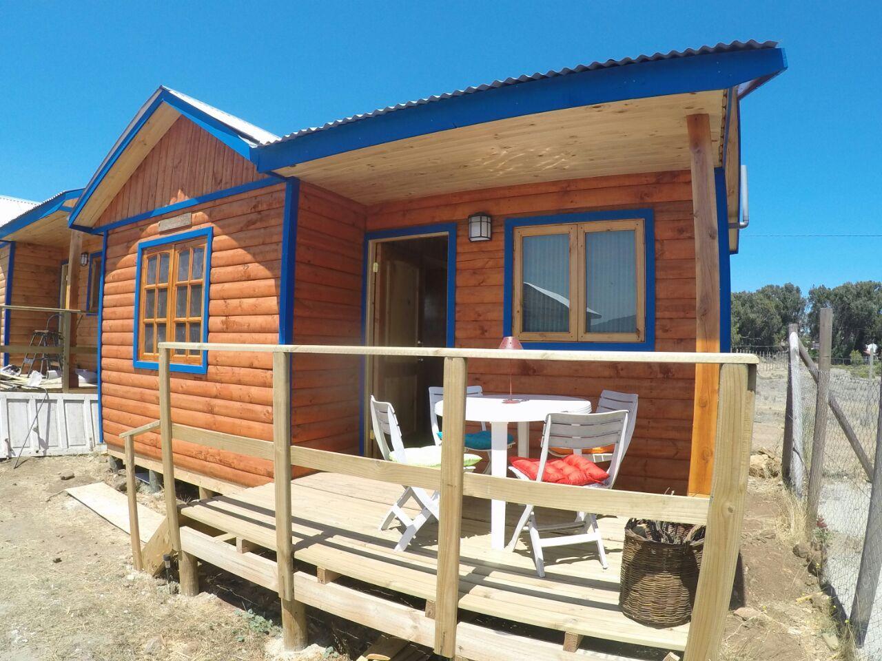 Cabañas Azul Pichidangui