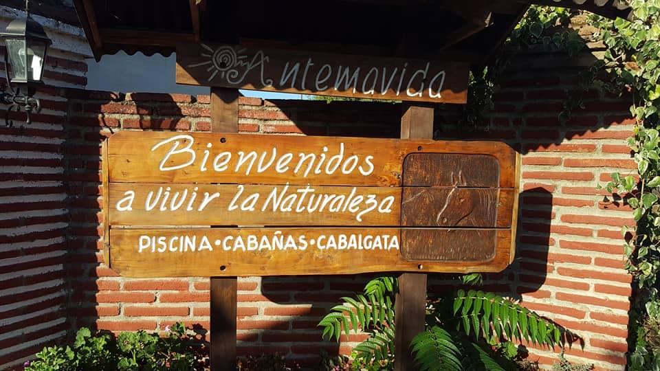 Antemavida Cabañas y Spa