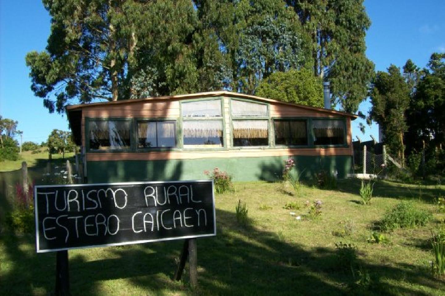 Turismo Rural Estero Caicaen