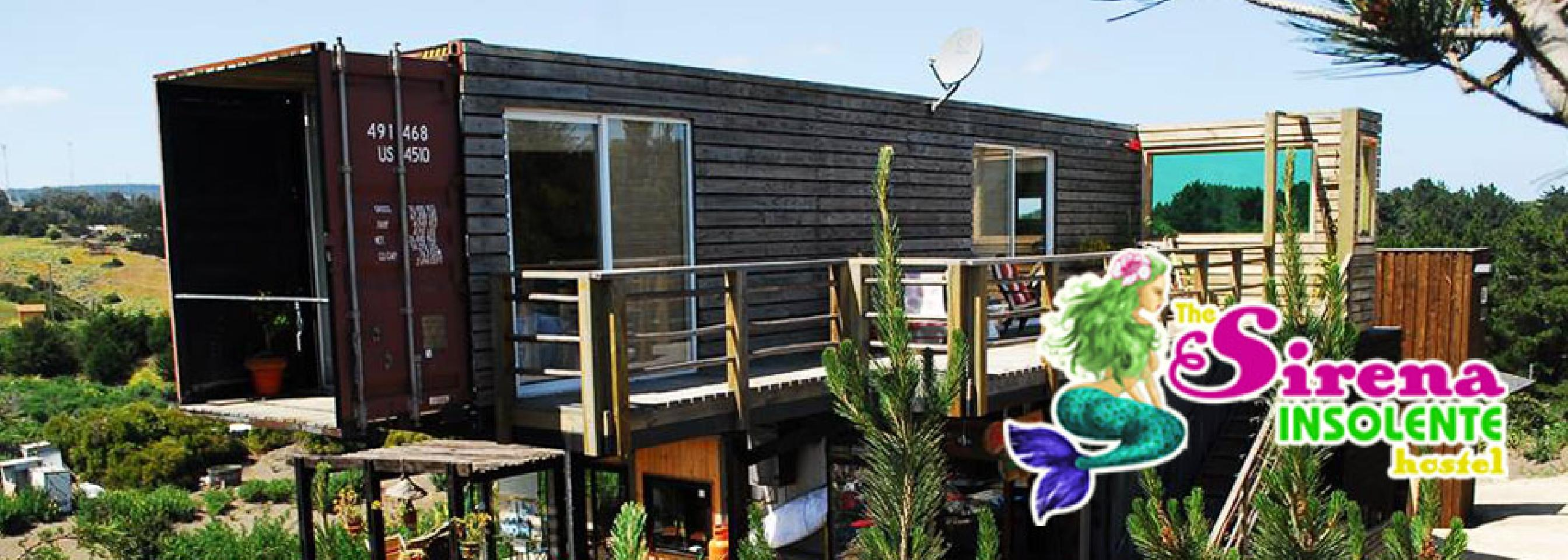 The Sirena Insolente Hostel Pichilemu
