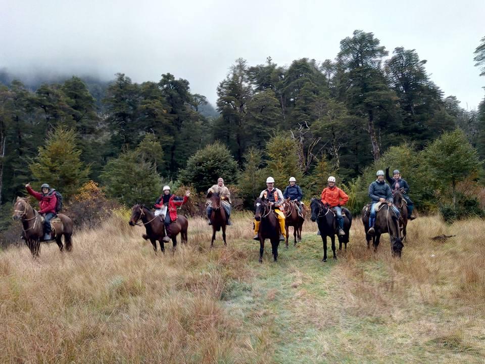 Pangui Trail Chile