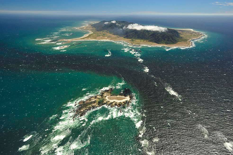 Cabañas el Pangal Isla Mocha