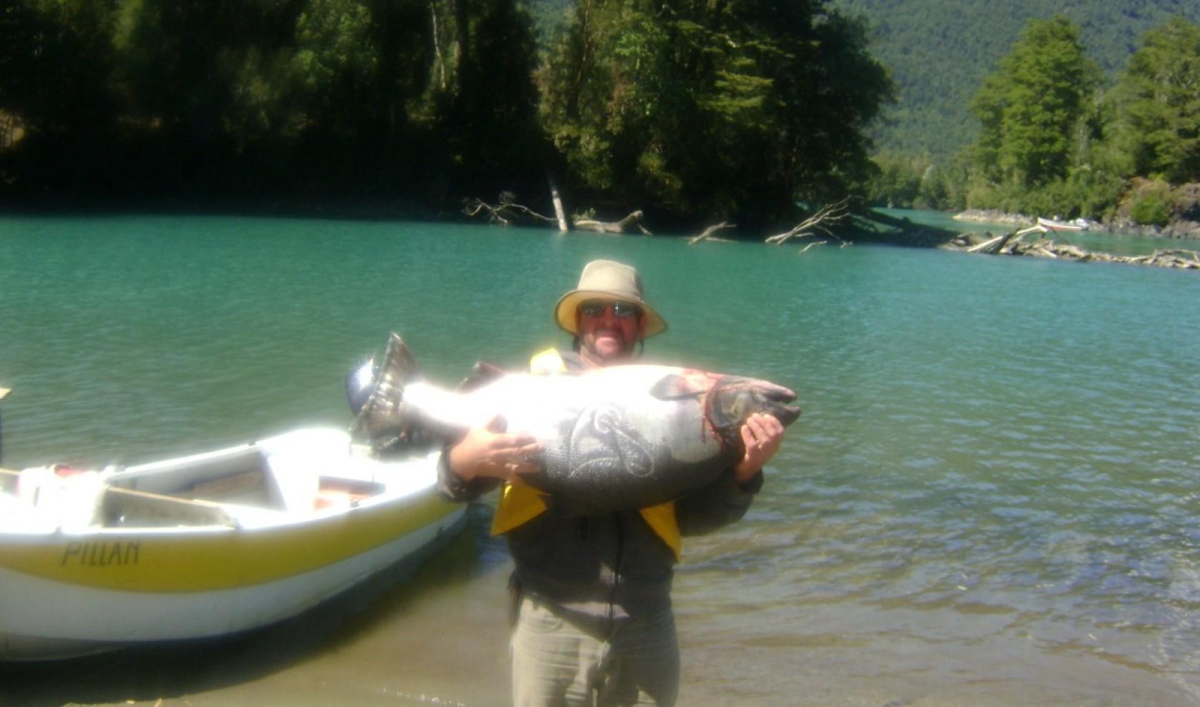 Pesca Puelo Pillan