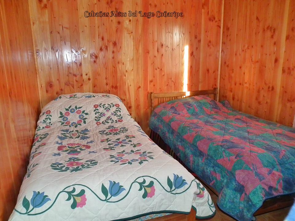 Cabañas Altos Del Lago Coñaripe