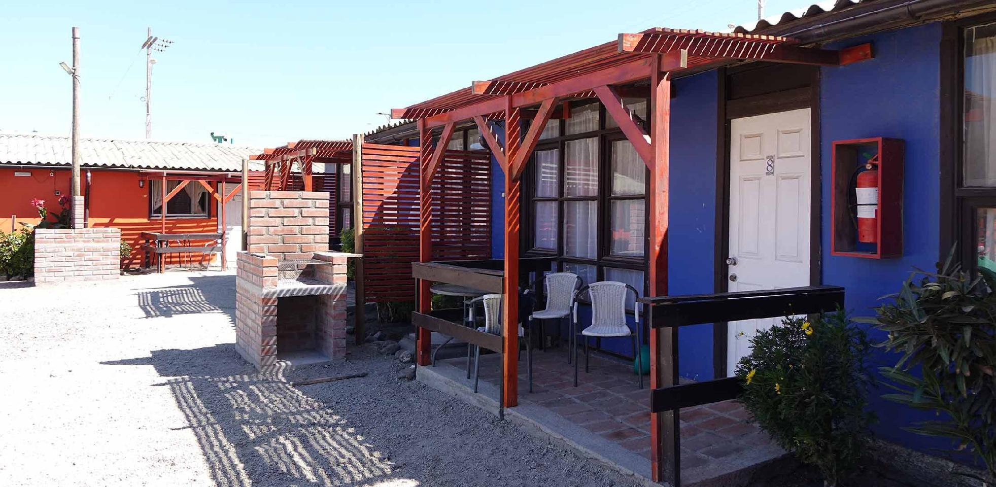Cabañas Don Mateo