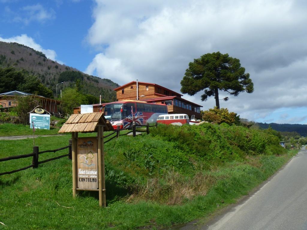 Hotel y Cabañas Licahue